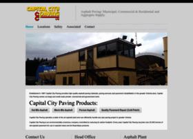 capitalcitypaving.com
