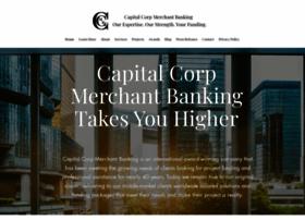 capitalcorpmerchantbanking.com
