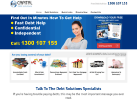 capitaldebtsolutions.com.au