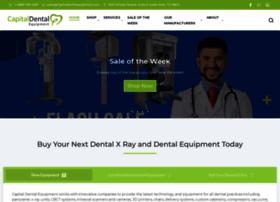 capitaldentalequipment.com