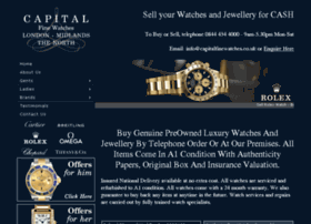 capitalfinewatches.co.uk