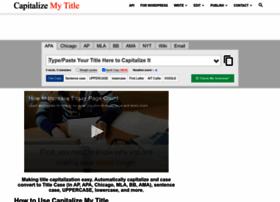 capitalizemytitle.com