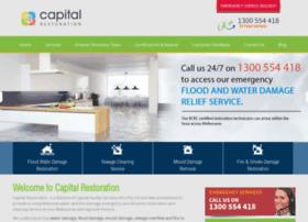 capitalrestorationcleaning.com.au