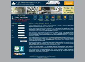 capitalrestorationservices.com