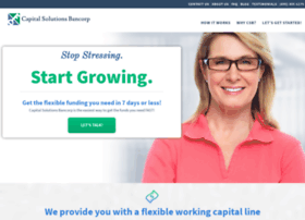 capitalsolutionsbancorp.com