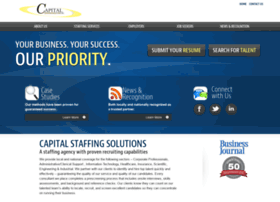 capitalstaffingsolutions.com