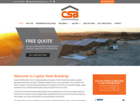 capitalsteelbuildings.co.uk