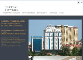 capitaltowersbaku.com