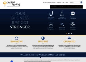 capitaltyping.com