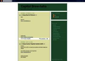 capitolbrewhaha.blogspot.com