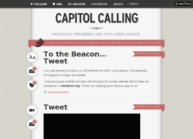 capitolcalling.tumblr.com