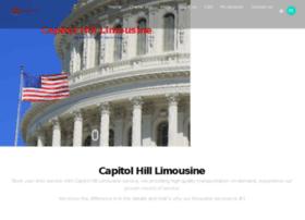 capitolhilllimousine.com