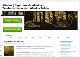 capitulosdealiados.com.ar