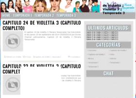 capitulosdevioletta.com