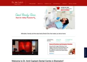 caplashdental.com