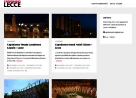 capodannolecce.com