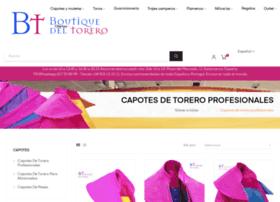 capotesdetorero.com