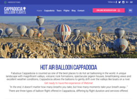 cappadociaballoonflights.com