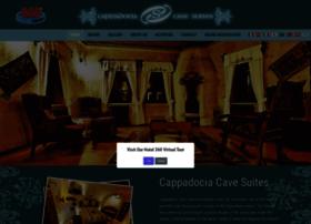 cappadociacavesuites.com
