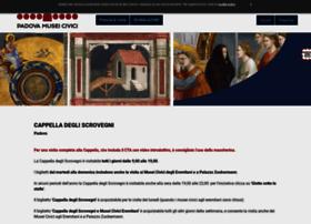 cappelladegliscrovegni.vivaticket.it