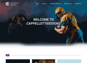 cappellettidesigns.com