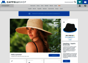 cappellishop.it