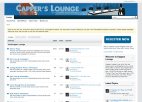 capperslounge.com
