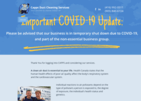 cappsductcleaningservices.com