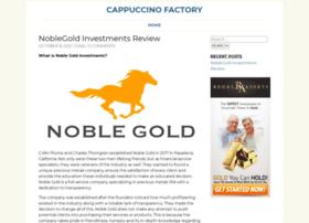 cappuccino-factory.com