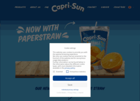 capri-sonne.com
