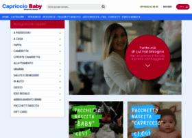 capricciobaby.com