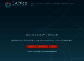caprice-community.net