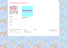 caprien.storenvy.com