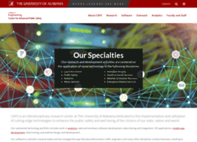 caps.ua.edu