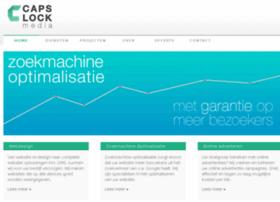 capslockmedia.nl