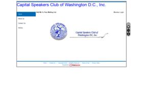 capspeakers.clubexpress.com