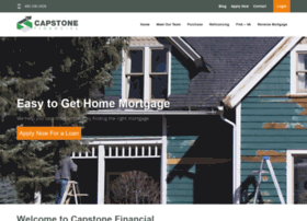 capstone-mortgage.com