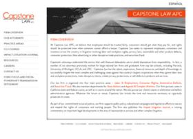 capstonelawyers.com