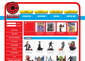 capsulecorp-online.com