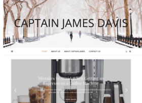 captainjamesdavis.net