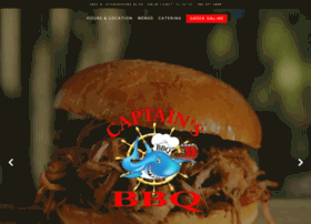 captainsbbqbaittackle.com