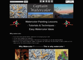 captainwatercolor.com