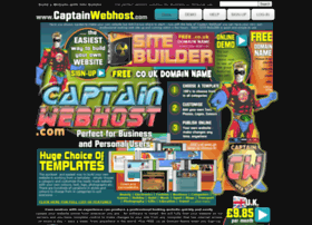 captainwebhost.com