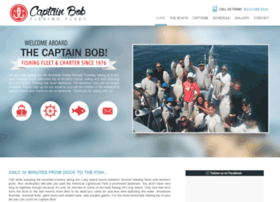 captbobfishingfleet.com