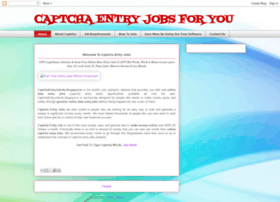 captchaentryjobs4u.blogspot.in