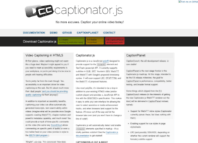 captionatorjs.com