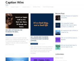 captionwire.com