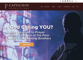 capuchins.org