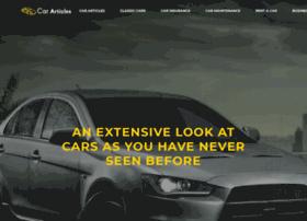 car-articles.co.uk