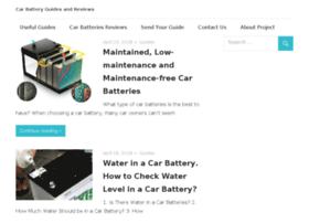 car-battery.org